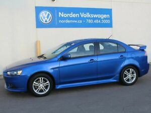 2015 Mitsubishi Lancer SE - AUTOMATIC / HEATED LEATHER SEATS / P