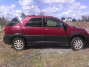 2005 Buick Rendezvous CX SUV, Crossover