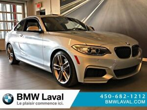 2017 BMW 2 Series M240i xDrive GROUPE SUP?RIEUR