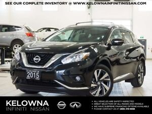 2015 Nissan Murano Platinum 4dr All-wheel Drive