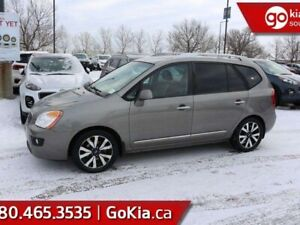 2011 Kia Rondo EX LUX; 7 PASS, NAV, BLUETOOTH, LEATHER, A/C AND