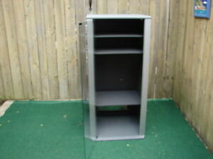 Entertainment Cabinet unit with three shelves