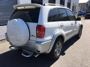 2000 TOYOTA RAV4 4X4, 6 MONTHS REGO, RWC AND SERVICED !! Woolloongabba Brisbane South West Preview