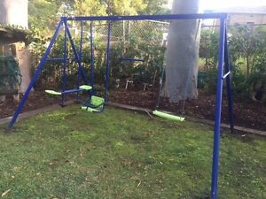 Swing set assembled Lane Cove Lane Cove Area Preview