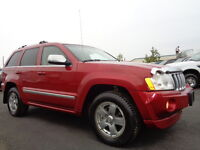 SOLD--2006 Jeep Grand Cherokee OVERLAND-DVD-HDTV-SUNROOF-LEATHER
