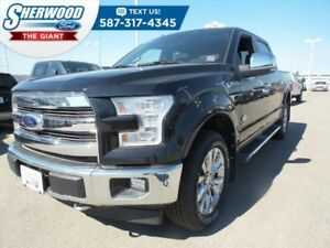 2017 Ford F-150 King Ranch w/ Twin Panel Moonroof, SYNC Connect