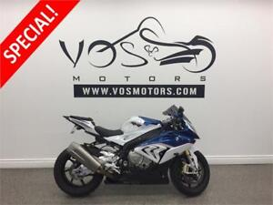 2016 BMW S1000RR - V3342 - Free Delivery in GTA**