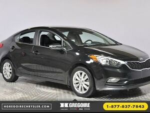 2014 Kia Forte LX BLUETOOTH A/C CRUISE SIEGES AV CHAUFFANT