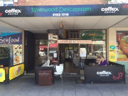 Long established Deli/Cafe for Sale Riverwood Canterbury Area Preview