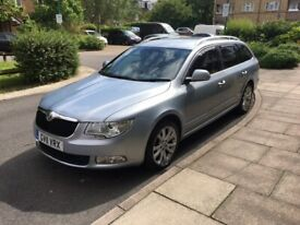 Skoda, SUPERB, Estate, 2011, Manual, 1968 (cc), 5 doors