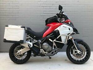 2016 Ducati MULTISTRADA 1200 ENDURO Road Bike 1198cc Tempe Marrickville Area Preview