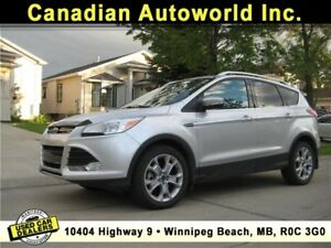 2014 Ford Escape Titanium Loaded !!!