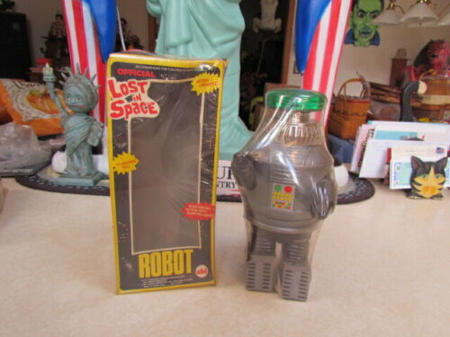 Original 1977 Lost In Space Robot ~ Store Display ~ Robot and Box are Sealed!!!