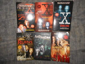 Books - X  Files  -  TV  Tie  In  -  Science Fiction