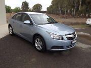 2010 Holden Cruze JG CD Blue 6 Speed Sports Automatic Sedan Yarrawonga Moira Area Preview