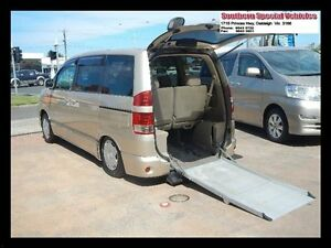 2005 Toyota Noah / Ramp Gold Automatic Wagon Huntingdale Monash Area Preview
