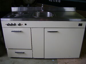 Electro maid Compact kitchen
