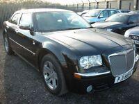 CHRYSLER 300C 3.0 CRD RHD 4d AUTO 218 BHP Stunning 300c (black) 2006