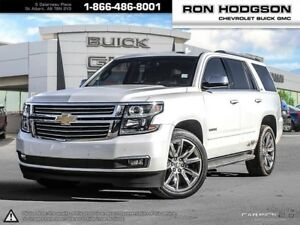 2016 Chevrolet Tahoe LTZ ONE OWNER LOADED DVD