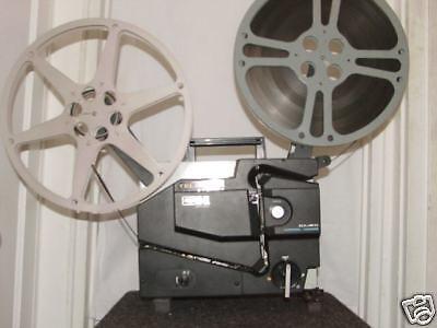 Проекторы для показа ELMO 16mm TELECINE