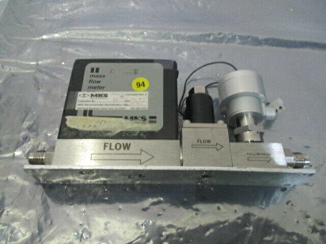 MKS 2258B-00100RV, Mass Flow Controller, 100 SCCM N2, 421912