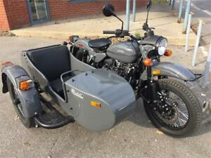 ural ct side car