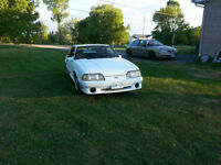 1990 Ford Mustang gt etested for sale or trades