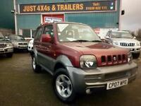SUZUKI JIMNY 1.3 ONE OWNER LOW MILEAGE FULLY SERVICED CAPABLE LITTLE 4X4
