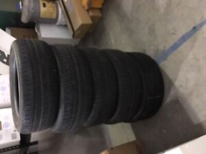FREE - TIRES TO GIVE AWAY