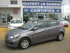 2014 Hyundai Accent GL ** jamais accidenté **