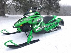 Perfect condition 2013 Arctic Cat 800RR Sno Pro - Two Face Color