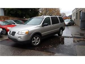 2007 Pontiac Montana SV6 w/1SC Cambridge Kitchener Area image 1