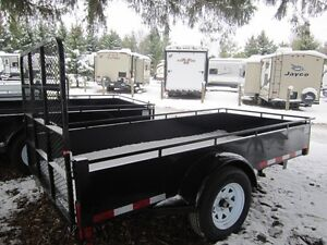 5x10 Utility Trailer Stratford Kitchener Area image 1