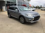 2015 Mitsubishi Outlander ZK MY16 LS 4WD Grey 6 Speed Constant Variable Wagon Hoppers Crossing Wyndham Area Preview