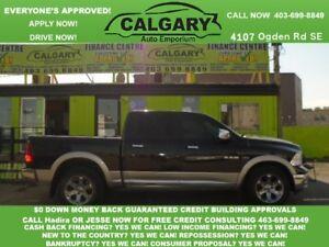 2010 Dodge Ram 1500 Laramie * $99 DOWN EVERYONE APPROVED*