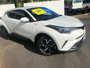 2018 Toyota C-HR NGX10R Koba S-CVT 2WD White 7 Speed Constant Variable Wagon Lilydale Yarra Ranges Preview