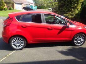 Ford Fiesta Zetec Eco Boost 2015