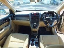 2008 Honda CR-V RE MY2007 4WD Beige 6 Speed Manual Wagon Rosslea Townsville City Preview