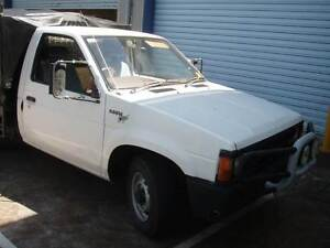 1990 Nissan Navara Flat tray ute. Mowbray Launceston Area Preview