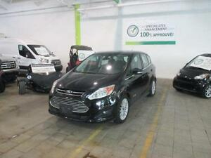 Ford C-Max Hybride SEL, CUIR, GPS, PANO 2013  $62/semaine