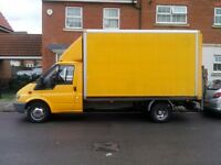 REMOVALS / MAN AND VAN SERVICE