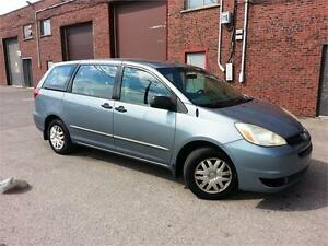 2004 Toyota Sienna 7 PASS/ A/C / CRUISE CONTROL/ GROUPE ELEC