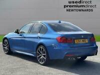 2015 BMW 3 Series 335D Xdrive M Sport 4Dr Step Auto [Business Media] Saloon Dies