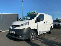 2012 Nissan NV200 1.5 dCi 110 N-Tec Van CAR DERIVED VAN Diesel Manual