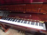 upright piano by kawai linden