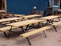 6FT. PICNIC TABLE