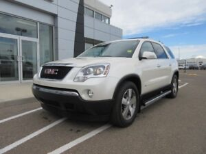 2010 GMC Acadia SLT1. Text 780-205-4934 for more information!