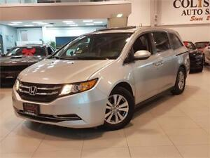 2015 Honda Odyssey EX-L NAVIGATION-CAMERA-LEATHER-SUNROOF-P/DOOR