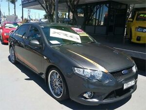 2009 Ford Falcon FG XR6 Grey Sports Automatic Sedan Lansvale Liverpool Area Preview