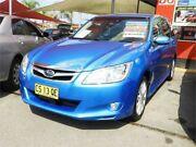 2009 Subaru Liberty B5 MY10 Exiga Lineartronic AWD Premium Blue 6 Speed Constant Variable Wagon Minchinbury Blacktown Area Preview